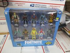 Fortnite Chapter 1 Collection Battle Royale 10 Pack Action Figure Set Season 1-X