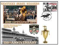 DUST COMMANDER, KENTUCKY DERBY 130th ANNIVERSARY COV