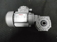 Bonani Motor TR63B, .12Kw, 230-480V, .95-.55A, 880-1056RPM *New Slight Blemish*