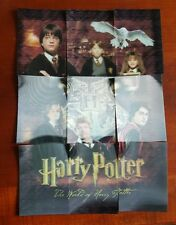 Harry Potter-Hologram-poster cards- The World of Harry Potter!