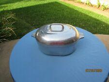 Wagner Ware    Magnalite 4265P   Aluminum Roaster w/Lid