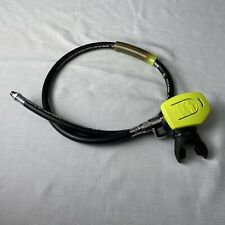 Sherwood Minimus Octo/ Second Stage Regulator for Scuba Diving (Yellow)