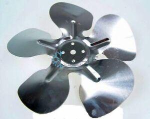 Aluminium Lüfterflügel, drückend, Ø 254 mm, 28°