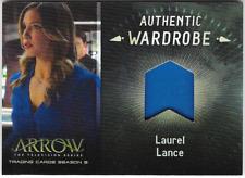 Arrow 3 Relic Wardrobe Costume Card Laurel Lance Katie Cassidy M07 M-07