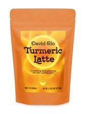 David Rio Turmeric Latte Bulk,  1.5 lb. Bag, New.