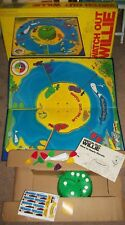 VINTAGE NOS 1979 SCHAPER WATCH OUT WILLIE W/U GIANT BOARD GAME COMPLETE UNUSED