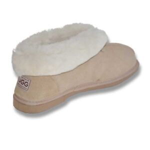 Ugg Slippers Boots 100% Guaranteed Australian Merino Sheepskin