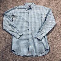 Vineyard Vines Murray Men's Button Down Shirt Plaid Check Size Medium