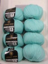 200 gr.Wollpaket  Baby Wool  - Merino extrafein  Fb.406 - mintgrün