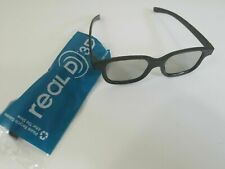 Real 3D Passive 3D glasses