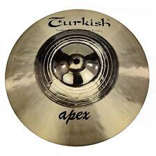 "TURKISH CYMBALS Becken 12"" Splash Apex Rock Series bekken cymbale cymbal"