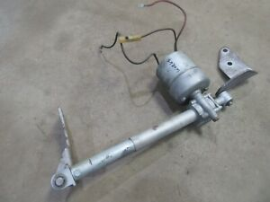 1954 Cadillac Fleetwood interior front seat power motor transmission hot rod