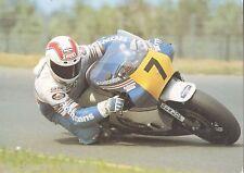 POSTCARD MOTOR BIKE - W Gardner