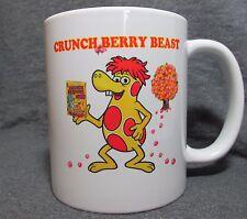 Cap'n Crunch - Crunch Berry Beast Coffee Cup, Mug - 70's Classic Cereal
