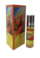 Bakhoor 6ml Roll On by Al Rehab White Musk with Rosy Blend Oriental Perfume Oil