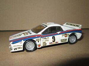 895O Kit Record France Lancia 037 #9 Winner Of Tour Of Corse 1983 Alen 1:43