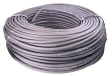 (3,79 €/m) 100m Rolle Schweißkabel rund Kabel schwarz ummantelt PVC 200V 135A