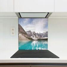 Kitchen Glass Splashback Heat Resistant Toughened Glass 60x75cm 5710958