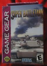 Super Battletank - SEGA Game Gear GG - US Fassung - Majesco Sales Inc