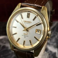 Vintage KING SEIKO 56KS Hi-Beat 5625-7000 Automatic Men's Watch Japan #197