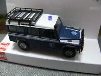 1/87 Busch Land Rover Defender Bergrettung Tschechien CZ 50386