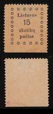 Lithuania 1919 SC 10 mint . rt1420
