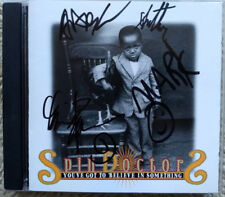 SPIN DOCTORS ~ You've Got To Believe in Something ~ SIGNED LP X 4