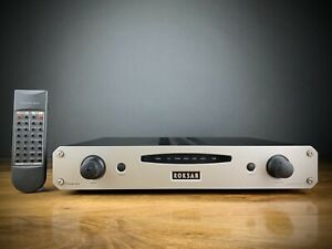 ROKSAN CASPIAN M1 Integrated Amplifier in Sliver Finish. 99p NR