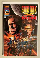 Star Trek X-Men #1 grade 6.0 FN (1996)