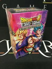 Assault of the Saiyans Prerelease Kit (Dragon Ball Super) New/Sealed Boosters