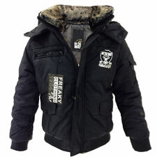 Boys' All Seasons Hooded Coats, Jackets & Snowsuits (2-16 Years)