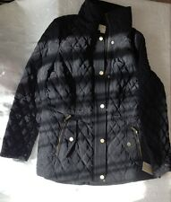 Michael Kors Women 's Black Jacket Size L