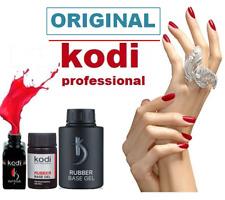 Kodi Professional Rubber Top - Kodi Base - No Sticky - Matte-Natural 12,14,35 ml