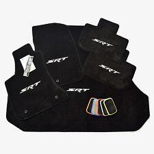 2011 - 2018 Chrysler 300 SRT Floor Mats & Trunk Mat - SRT Embroidery - USA