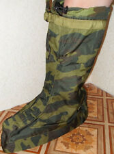 Russian Army Bakhili cover boots Flora camo by Sso Sposn brand new