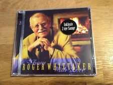 "ROGER WHITTAKER ""FROM ROGER WHITTAKER WITH LOVE"" 2001 2 XCD BMG DENMARK RECORDS*"