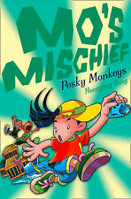 MO'S MISCHIEF (3) - PESKY MONKEYS, By HONGYING YANG,in Used but Acceptable condi