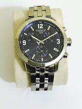 Tissot  PRS 200 Chronograph Men's  Watch Blue dial