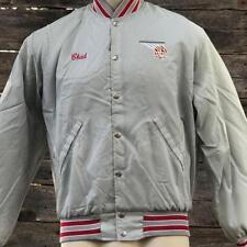Vintage West Allegheny Pennsylvania High School Satin Jacket Small Varsity 1980s