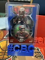 Tom Brady And Lavonte David 2020 Optic Contenders Xs And Os Blue Prizm 23/99 🔥