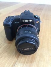 SONY Alpha A350 Digital Camera,WARRANTY