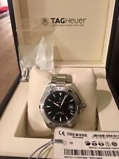 TAG HEUER AQUARACER CALIBRE 5 STAINLESS STEEL WAY2110.BA0928