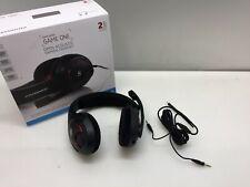 Sennheiser Game One Acoustic Headset 506080 Black/Red