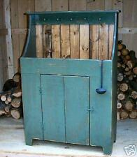 Primitive Handcrafted Dry Sink (middlebury)