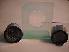 Borduhrständer für Flugzeug / Panzeruhren und Instrumente mit 6 cm.Durchmesser