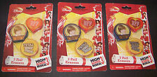 High School Musical 3 Foil Erasers 9 Count Birthday Party Favors