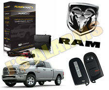 PLUG & PLAY REMOTE START 2013 2014 2015 2016 2017 DODGE RAM 1500 CH10