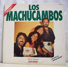 "2 x 33 tours LOS MACHUCAMBOS Disques LP 12"" DUERME NEGRITO - MUSIC MELODY 13.632"