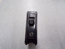 Westinghouse Quick Lag-B 1-Pole 20A Circuit Breaker 2624815 2624816 2719203
