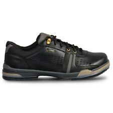 Hammer Boss Black/Gold WIDE WIDTH Mens Interchangeable Bowling Shoes NEW!